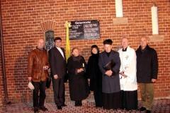 Gedenktafel_2007 - Pastor Schikora - Kirche